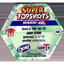 Croky > Super Topshots > Serie 2 59-PSV-Jaap-Stam-(back).