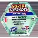 Croky > Super Topshots > Serie 2 88-Ajax-Marc-Overmars-(back).
