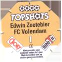 Croky > Topshots (Netherlands) > FC Volendam Back.