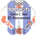 Croky > Topshots (Netherlands) > SC Heerenveen Back.