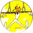 Disney > Blank back Goofy-Gymnast.