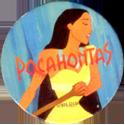 Disney > Blank back Pocahontas.