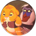 Disney > Blank back Rafiki-holding-up-baby-Simba.