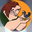 Disney > Hunchback of Notre Dame Uggs 11-Quasimodo-&-A-Bird.