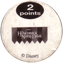 Disney > Hunchback of Notre Dame Back-2-points.