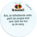 Disney > The Incredibles Bob,-de-liefhebbende-vader,-geeft-zijn-jongste-kind-Jack-Jack-een-kus-op-de-wang.-(Back).