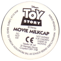 Disney > Toy Story Movie-Milkcap-back.