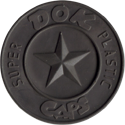 Dok Caps > Official Game West Slammer-black-front.