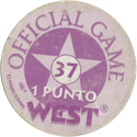 Dok Caps > Official Game West back-1-punto.