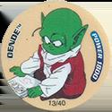 Dragonball Z Dizk > Series 1 13-Dende.