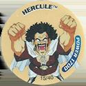Dragonball Z Dizk > Series 1 15-Hercule.