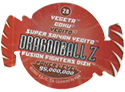 Dragonball Z Dizk > Series 3 28-Vegito-(back).