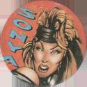 Dunkin Caps > Mortal Kombat 3 34-Sonya.