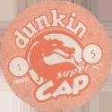 Dunkin Caps > Mortal Kombat 3 Back.