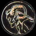 Dunkin Caps > Mortal Kombat 3 Master Caps Motaro-(gold).