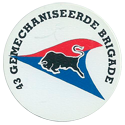 "Dutch Military > Landmacht 1 Divisie ""7 December"" 4-43-Gemechaniseerde-Brigade."