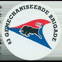 """Dutch Military > Landmacht 1 Divisie """"7 December"""" 4-43-Gemechaniseerde-Brigade."""