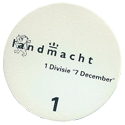 "Dutch Military > Landmacht 1 Divisie ""7 December"" Back."