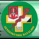 Dutch Military > Landmacht Divisie troepen 13-500-Geneeskundig-Bataljon.