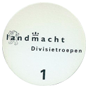 Dutch Military > Landmacht Divisie troepen Back.