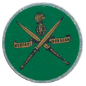 Dutch Military > Roosendaal Korps Commando Troepen 06-Emblem.