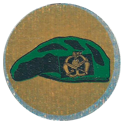 Dutch Military > Roosendaal Korps Commando Troepen 09-Beret.