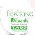 Edwards Tabb > Lion King Back.