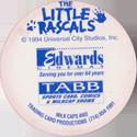 Edwards Tabb > Little Rascals Back.