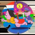 Flippos (Belgium) > 236-255 Olympic Flippo 237-Porky-&-Pentunia-Pig.