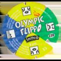 Flippos (Belgium) > 236-255 Olympic Flippo 239-Porky-Pig-(back).