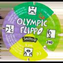 Flippos (Belgium) > 236-255 Olympic Flippo 240-Petunia-Pig-(back).