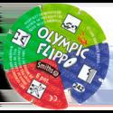 Flippos (Belgium) > 236-255 Olympic Flippo 242-Bugs-Bunny-(back).