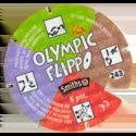 Flippos (Belgium) > 236-255 Olympic Flippo 243-Foghorn-Leghorn-(back).