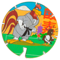 Flippos (Belgium) > 236-255 Olympic Flippo 247-Foghorn-Leghorn-&-Henery-Hawk.