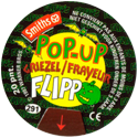 Flippos (Belgium) > 286-295 Pop-up Griezel / Frayeur Flippo Back.