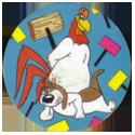 Looney Tunes Flippos #22 - Foghorn Leghorn / Charlie Le Coq