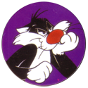 Flippos > 101-120 Mega Flippo 118-Sylvester.