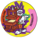 Flippos > 141-240 World Flippo 158-Bugs-Bunny-Duitsland-Gutenberg.