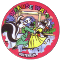 Flippos > 141-240 World Flippo 181-Pepe-Le-Pew-Oostenrijk-Weense-Wals.