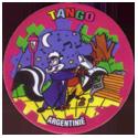 Flippos > 141-240 World Flippo 183-Pepe-Le-Pew-Argentinië-Tango.