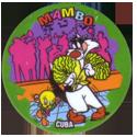 Flippos > 141-240 World Flippo 187-Sylvester-Cuba-Mambo.