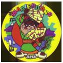 Flippos > 141-240 World Flippo 200-Tasmanian-Devil-Japan-Waaierdans.