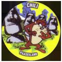 Flippos > 141-240 World Flippo 208-Tasmanian-Devil-Chili-Paaseiland.