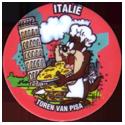 Flippos > 141-240 World Flippo 210-Tasmanian-Devil-Italië-Toren-Van-Pisa.