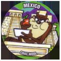 Flippos > 141-240 World Flippo 213-Tasmanian-Devil-Mexico-Chac-Mool.