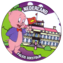 Flippos > 141-240 World Flippo 219-Porky-Pig-Nederland-Paleis-Soestdijk.