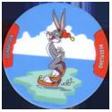 Flippos > 141-240 World Flippo 225-Bugs-Bunny-Nederland-Schaatsen.