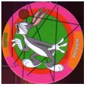 Flippos > 141-240 World Flippo 227-Bugs-Bunny-Nederland-Kaatsen.