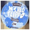 Flippos > 141-240 World Flippo Back.