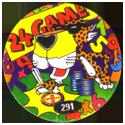 Flippos > 291-315 Cheetos 24 Game Flippo 291-Chester-Cheetah-24-Game.